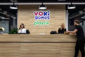 Офис VOKI Games в Киеве