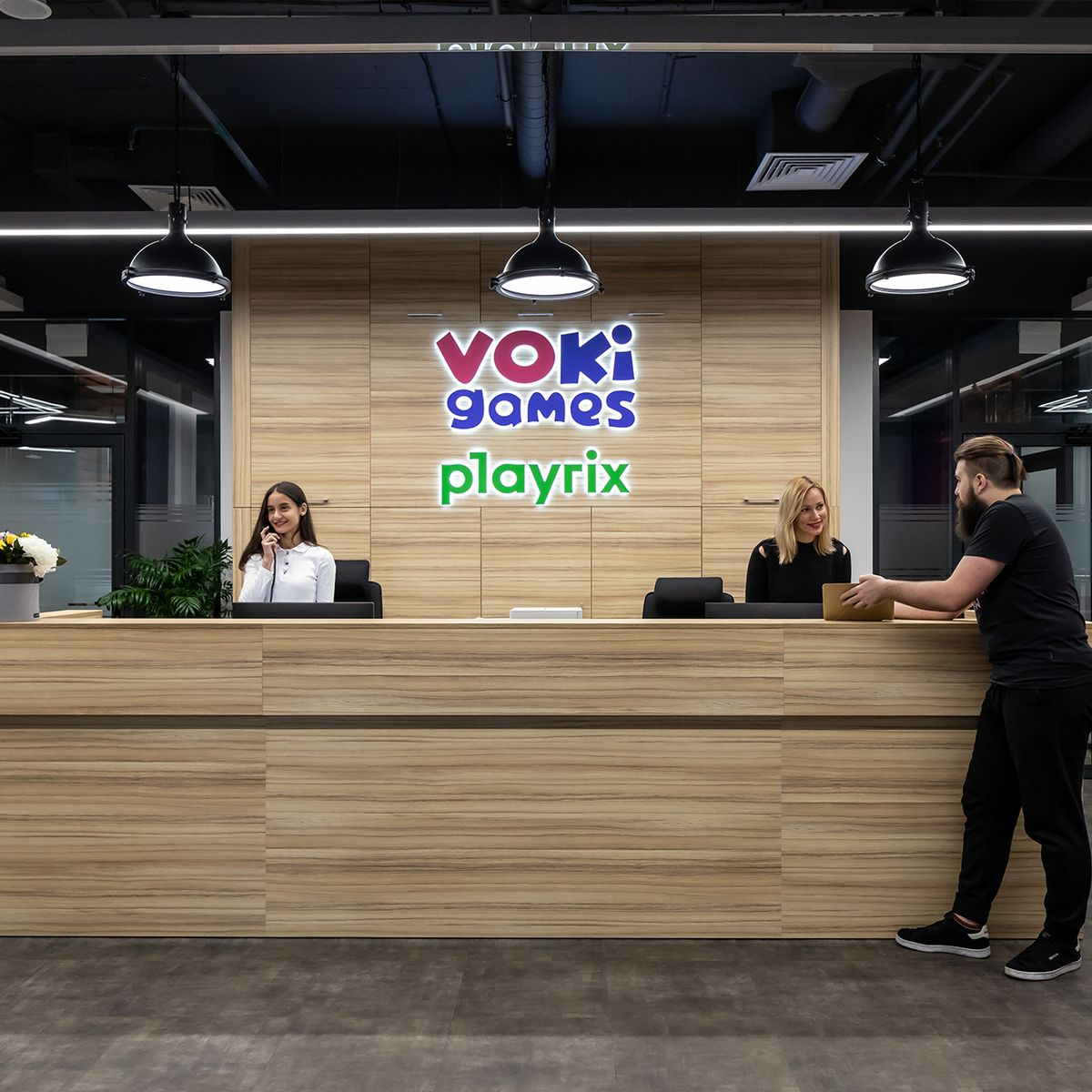 VOKI Games office in Kyiv Image 0