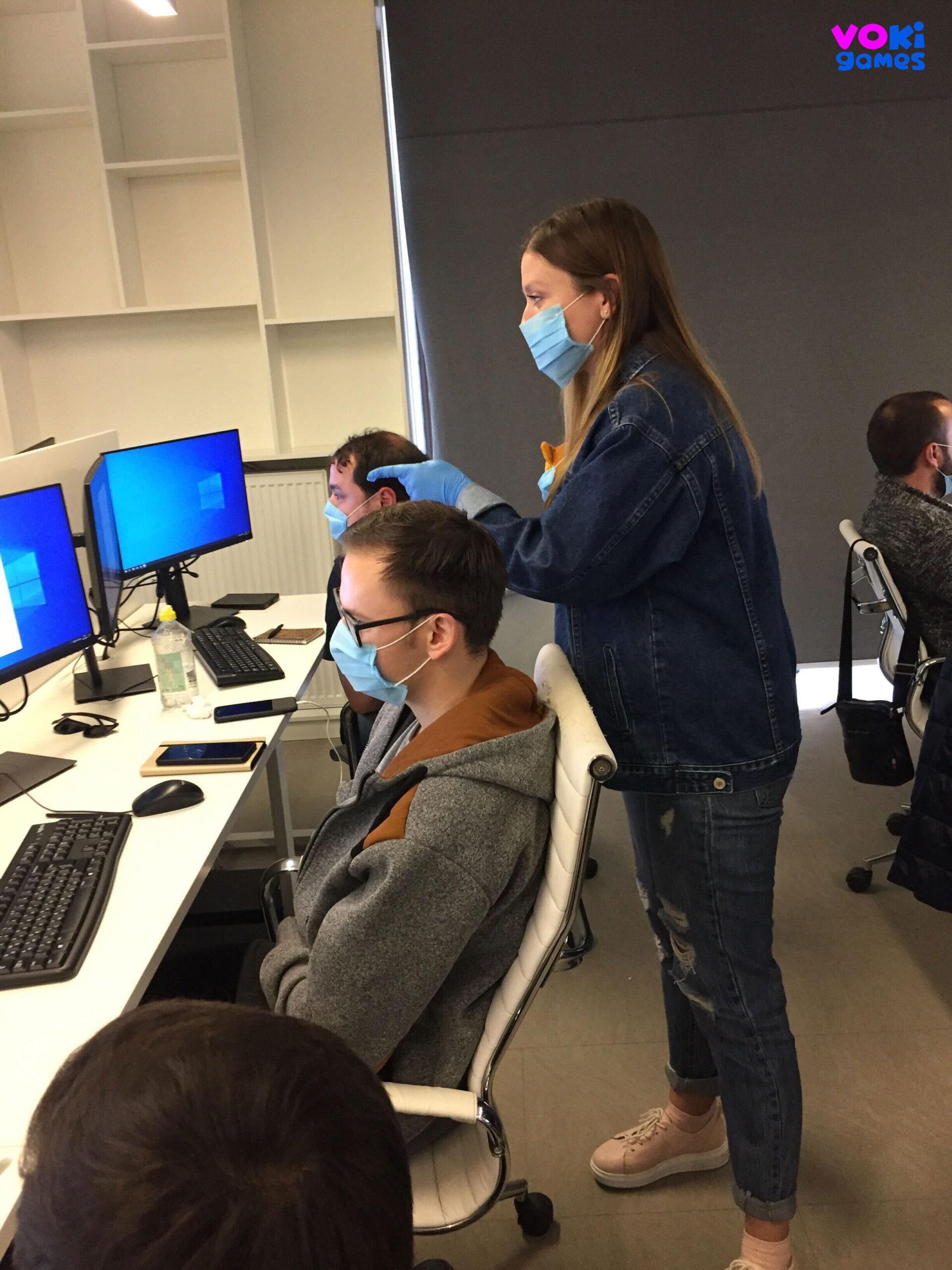 VOKI Games открывает образовательные программы стажировок! Фото 0