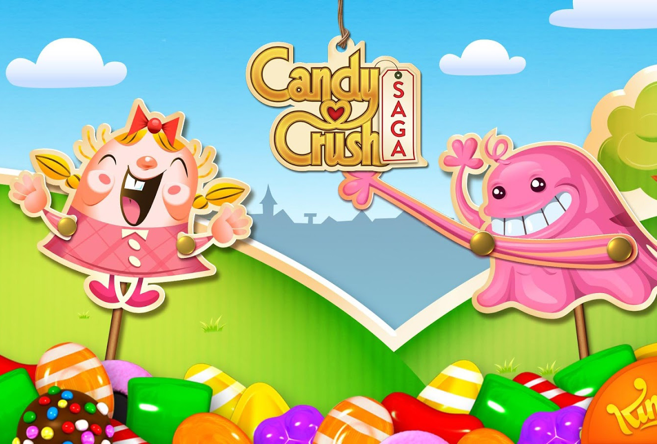 История мобильных игр: почему стали популярными и успешными мобильные игры Doodle Jump, Candy Crush Saga, Angry Birds. От чего зависит успех мобильной игры?