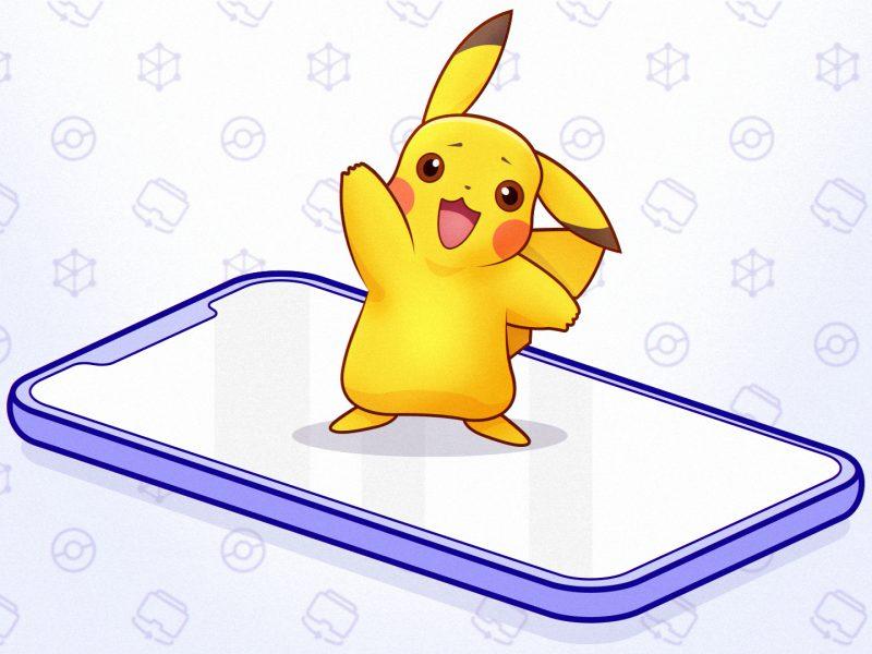 Интересные факты о создании Pokemon Go и почему будущее за AR-технологиями Фото 0