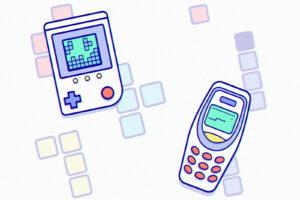 Що було раніше: «Тетріс» чи «Змійка». Історія мобільних ігор [Частина 1]