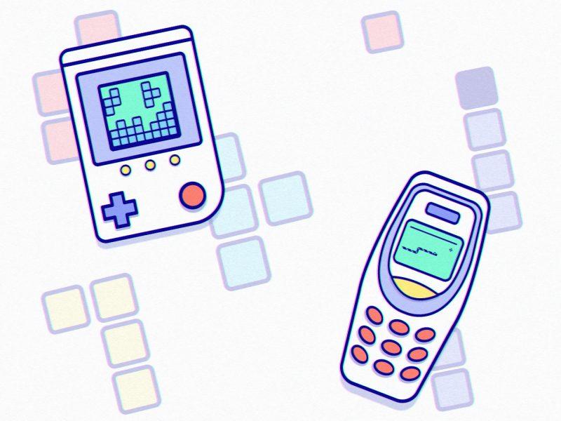 Что было раньше: «Тетрис» или «Змейка». История мобильных игр [Часть 1] Фото 0