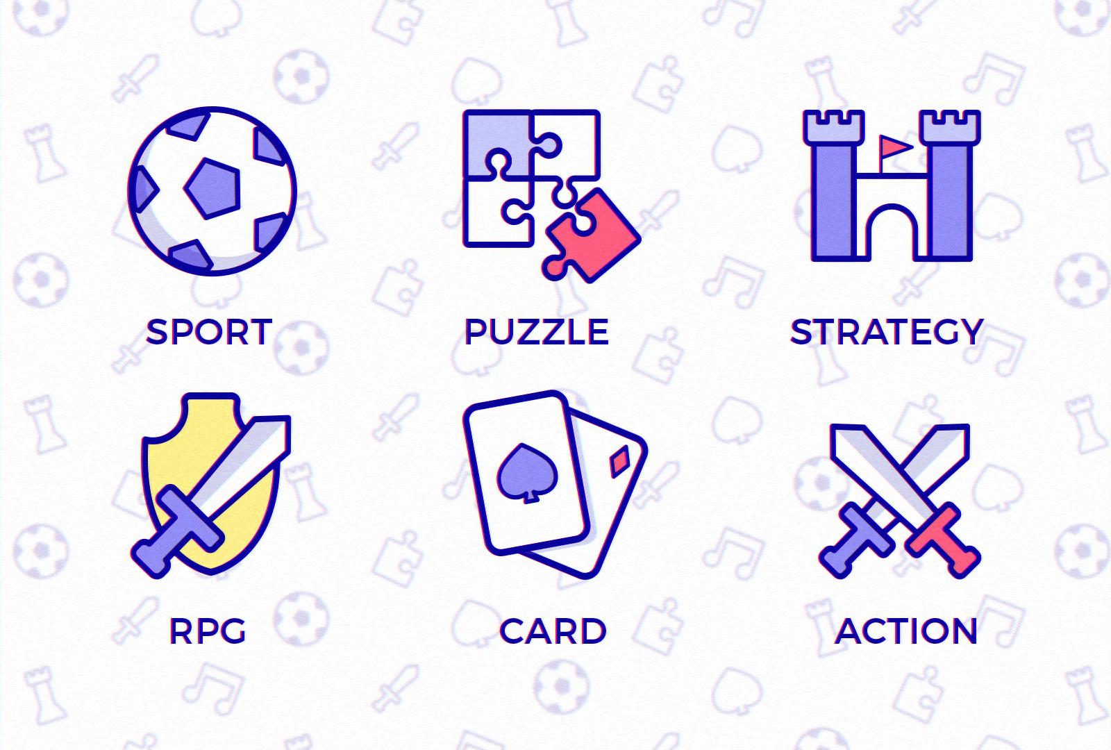 Жанры мобильных игр: какие бывают, какой самый популярный жанр мобильных игр, что такое MOBA, RTS, MMORPG, Action