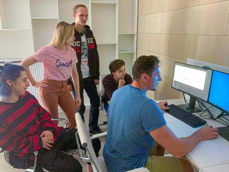 Школа 2D Animation в VOKI Games: про програму навчання, інсайти викладача і працевлаштування випускників Фото 0