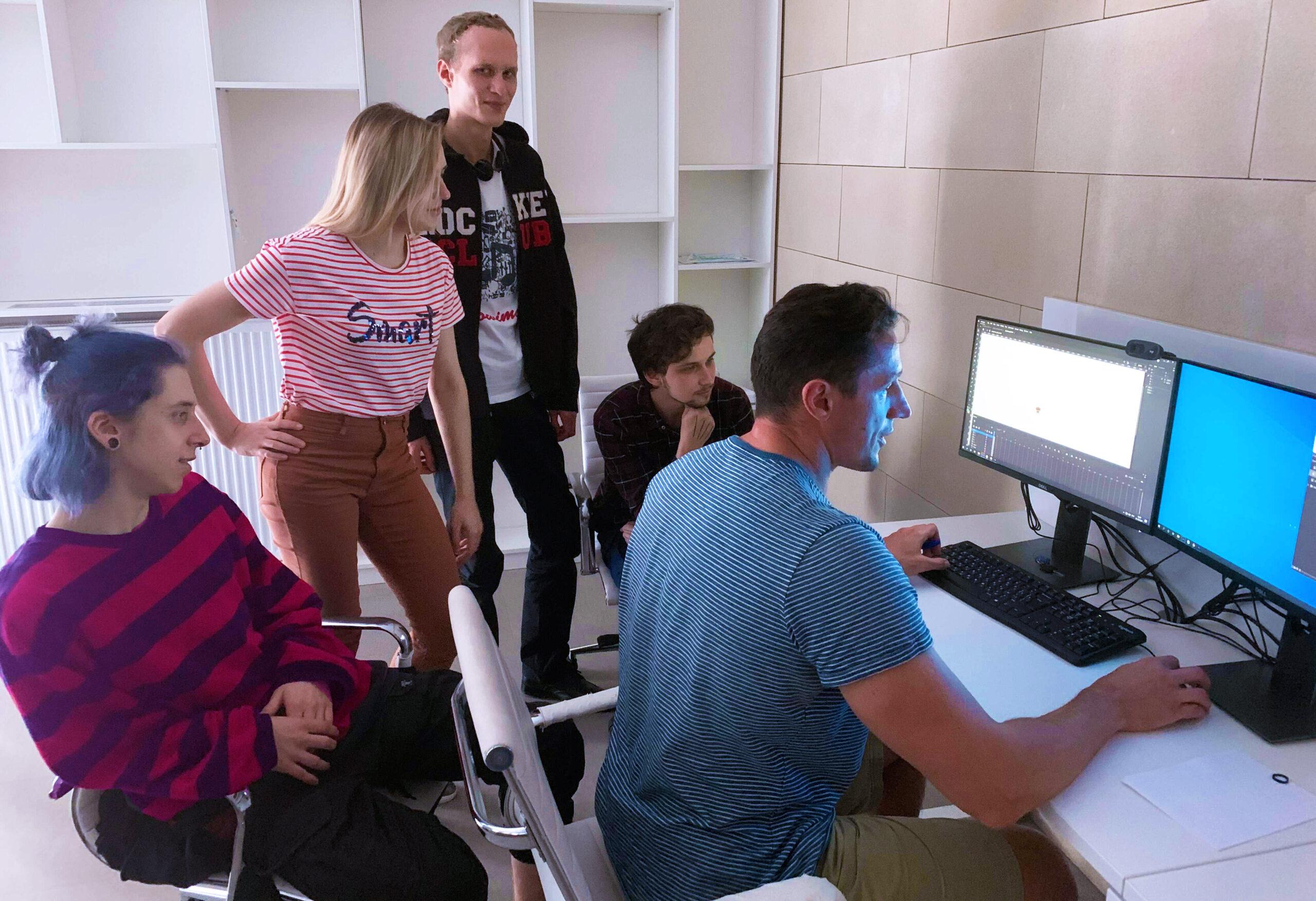 Школа 2D Animation в VOKI Games: о программе обучения, инсайтах преподавателя и трудоустройстве выпускников Фото 0