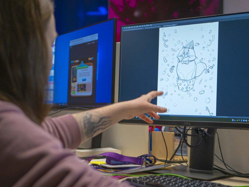 2D художник — кто это и как стать художником в игровой индустрии Фото 0