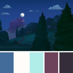 Concept Manor Matters colours